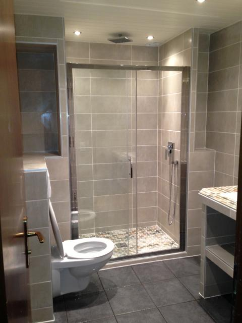 Talking Bathrooms and 'wet' areas